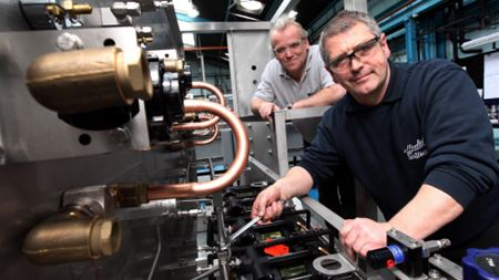 Haskel wins gas booster system contract