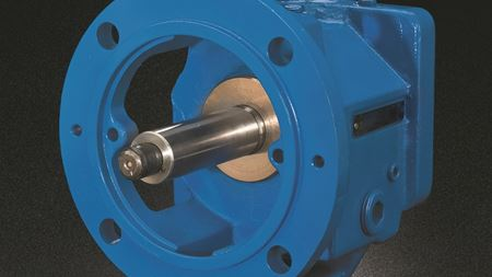 Inpro/Seal's bearing isolators improve reliability