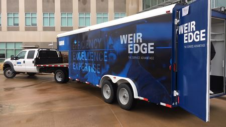 Weir Edge aftermarket services program launched