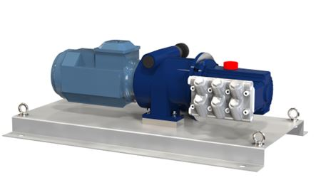 Wanner International introduces Hydra-Cell ATEX-approved dosing pumps