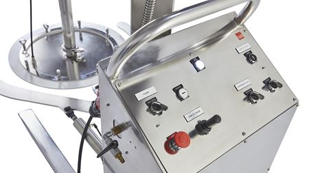 Lutz develops drum emptying system