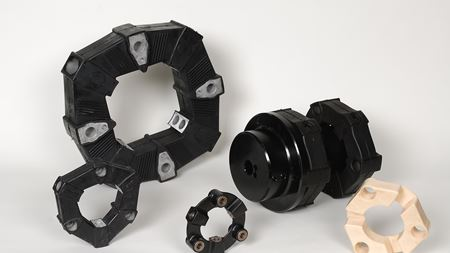 New torsional couplings series from R+L Hydraulics
