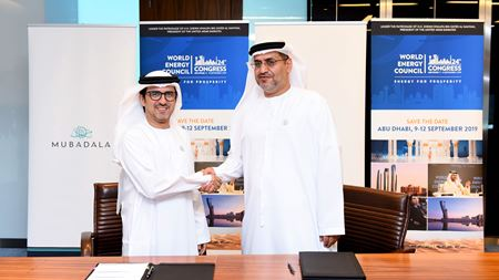 Mubadala to host 24th World Energy Congress