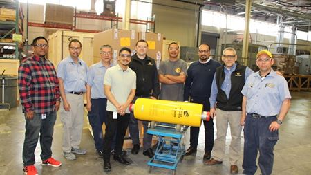 Energy Recovery's 20,000th PX pressure exchanger