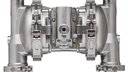 ARO introduces new line of FDA-compliant diaphragm pumps