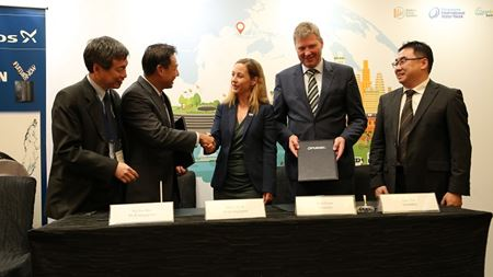 Grundfos and Singapore's PUB collaborate on sustainable water technologies