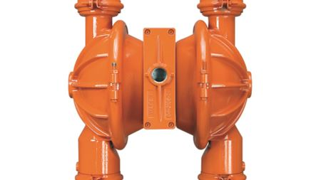 Wilden AODD pumps suitable for pulp and paper