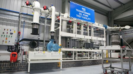 SPP Pumps adds transformer oil pump test facility to UK operations