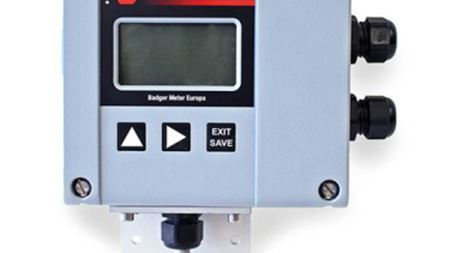 Badger Meter improves data logging with iSonic 4000