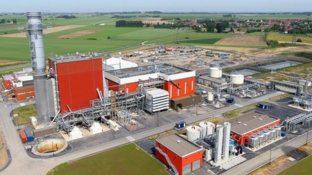 Sulzer's cooling system for CCGT plant