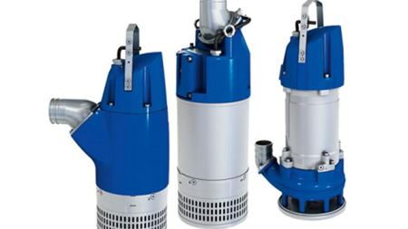 Sulzer expands submersible dewatering X pump range