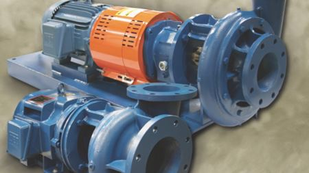 Griswold E, F and G series centrifugal pumps for HVAC cooling towers