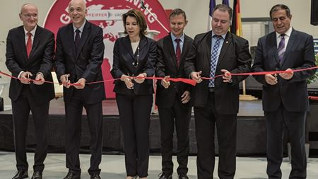 Pfeiffer Vacuum opens new production plant in Romania