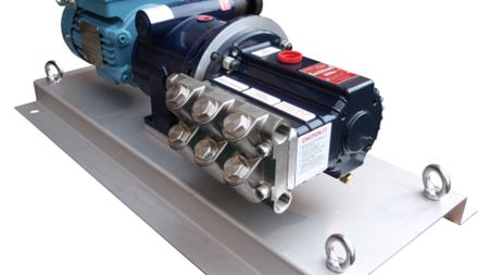 Wanner launches dosing performance pumps