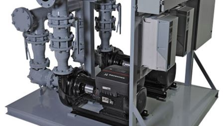 Grundfos introduces PACOpaQ HVAC packaged pumping system