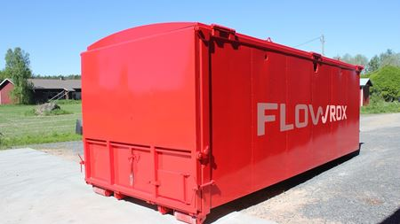 Flowrox introduces filtration and dewatering unit