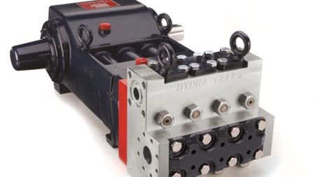 Wanner introduces Hydra-Cell T8030 high-pressure seal-less diaphragm pump