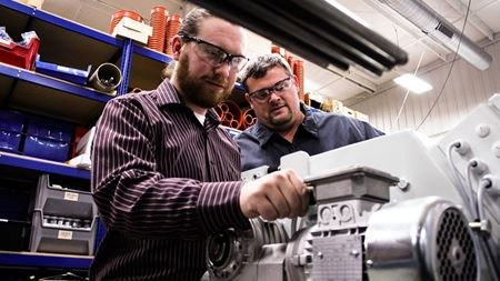 QED brings machining back in-house