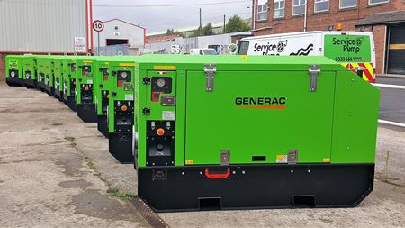 Service Pump adds Generac pumps to its fleet