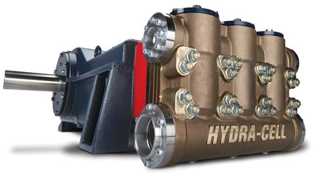 Wanner introduces Hydra-Cell T200 series
