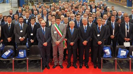 Ebara opens new pump manufacturing plant in Italy