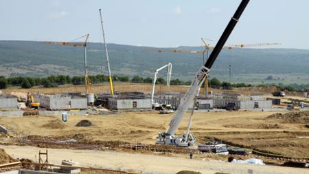 Tsurumi in wastewater upgrade at a Bulgarian military training base