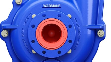 Weir Minerals Warman WGR pump