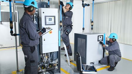 Atlas Copco rolls out FMR service plan
