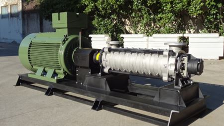 SAER to display high flow pressure pumps at IFAT