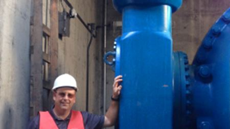 AUMA actuators support San Francisco water infrastructure scheme