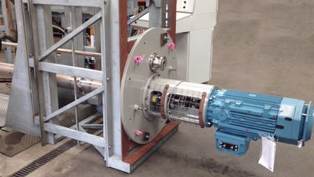 Amarinth supplies bespoke pump for Sonatrach refinery in Algeria