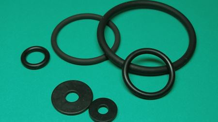 Elastomer seals designed for biofuels