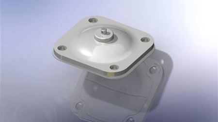 Garlock develops Gylon Style 3522 diaphragm for valve applications
