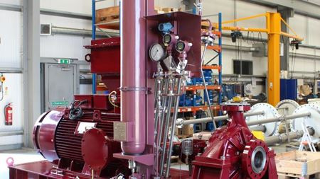 Amarinth delivers bespoke API 610 pump package to ADNOC project