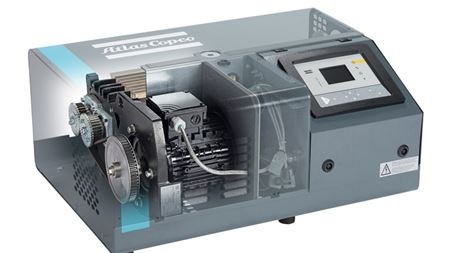 Atlas Copco dry screw vacuum pumps range