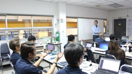 Zenit undertakes technical training in Thailand