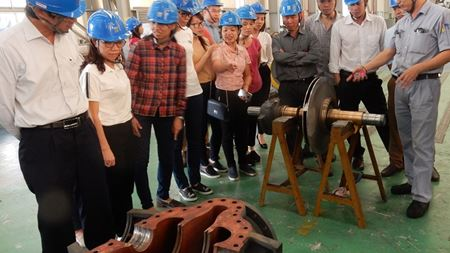 Ebara hosts pump seminar at its factory in Vietnam