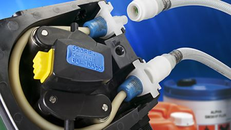 Watson-Marlow Bredel pumphead suits chemical injection applications