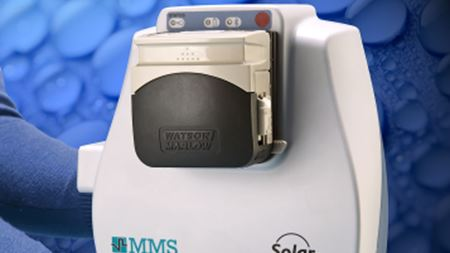 Pharmaceutical peristaltic pump is a medical success