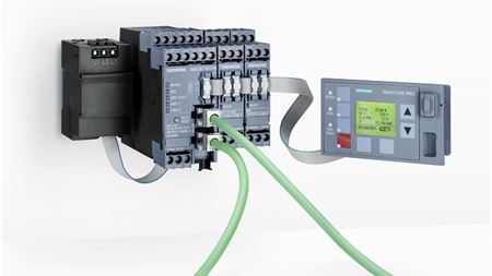 Siemens SIMOCODE beats blockages