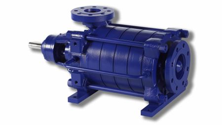 KSB pumps for seawater desalination