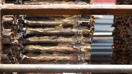 HRS explains types of heat exchanger fouling