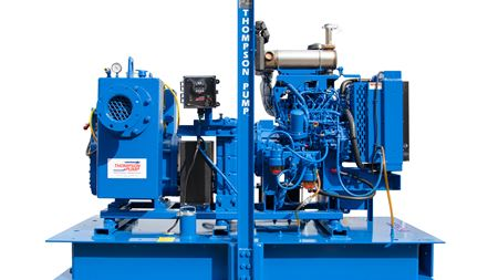 Thompson Pump adds to rotary wellpoint lineup
