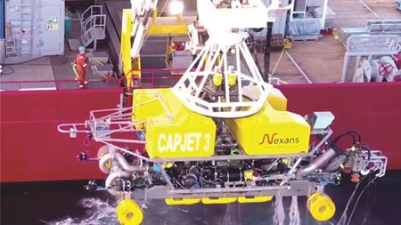 ANDRITZ helps create a power grid under the sea
