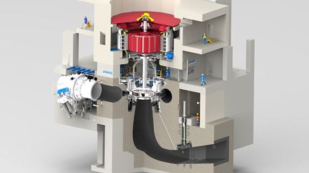 Andritz to supply 4 pump-turbines for Chinese hydropower plant