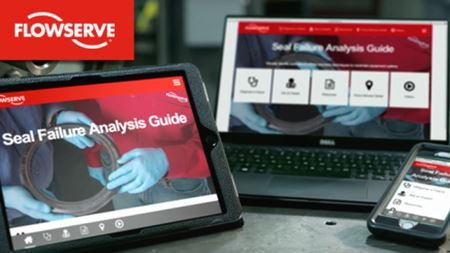 Flowserve launches mechanical seal failure analysis App
