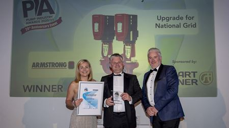 Armstrong receives Project of the Year award
