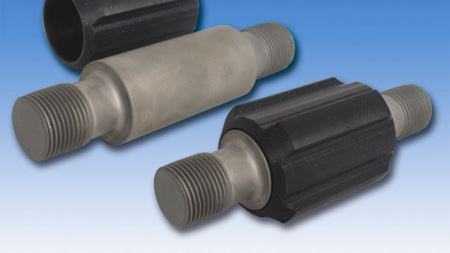 R&M Energy Systems launch rod guides which withstand high well temperatures