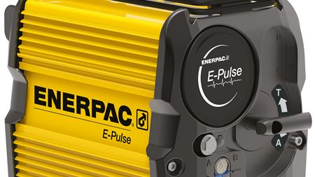 Enerpac releases E-Pulse electric hydraulic pump