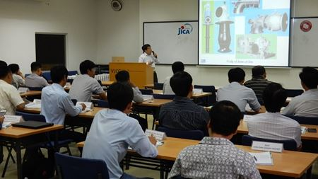 Ebara holds pump and chiller seminars in Vietnam